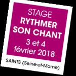 Stage Rythmer son chant - A vous de jouer