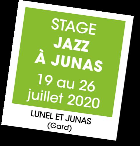 Stage Jazz à Junas - A vous de jouer