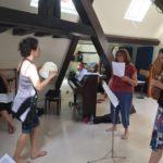 Stage Brasilear Meu Canto - A vous de jouer