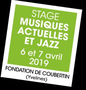 Stage Musiques actuellles et Jazz - A vous de jouer