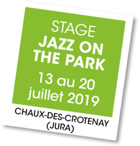 Jazz on the Park juillet 2019
