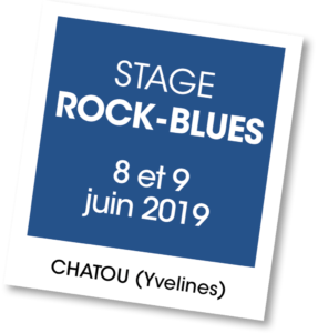 Stage Rock Blues MJC de Chatou