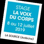 Stage la Voix du Corps - A vous de jouer