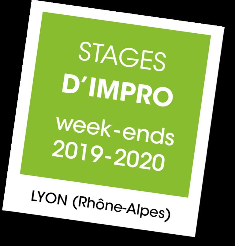 Stages d'Improvisation - A vous de jouer