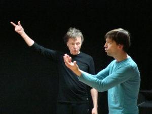 Atelier Corps et Voix avec Alain Maucci - A vous de jouer