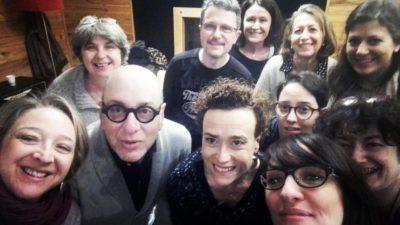 Souvenirs de stage avec Alain Guelfi et Eléonore Fourrière - A vous de jouer