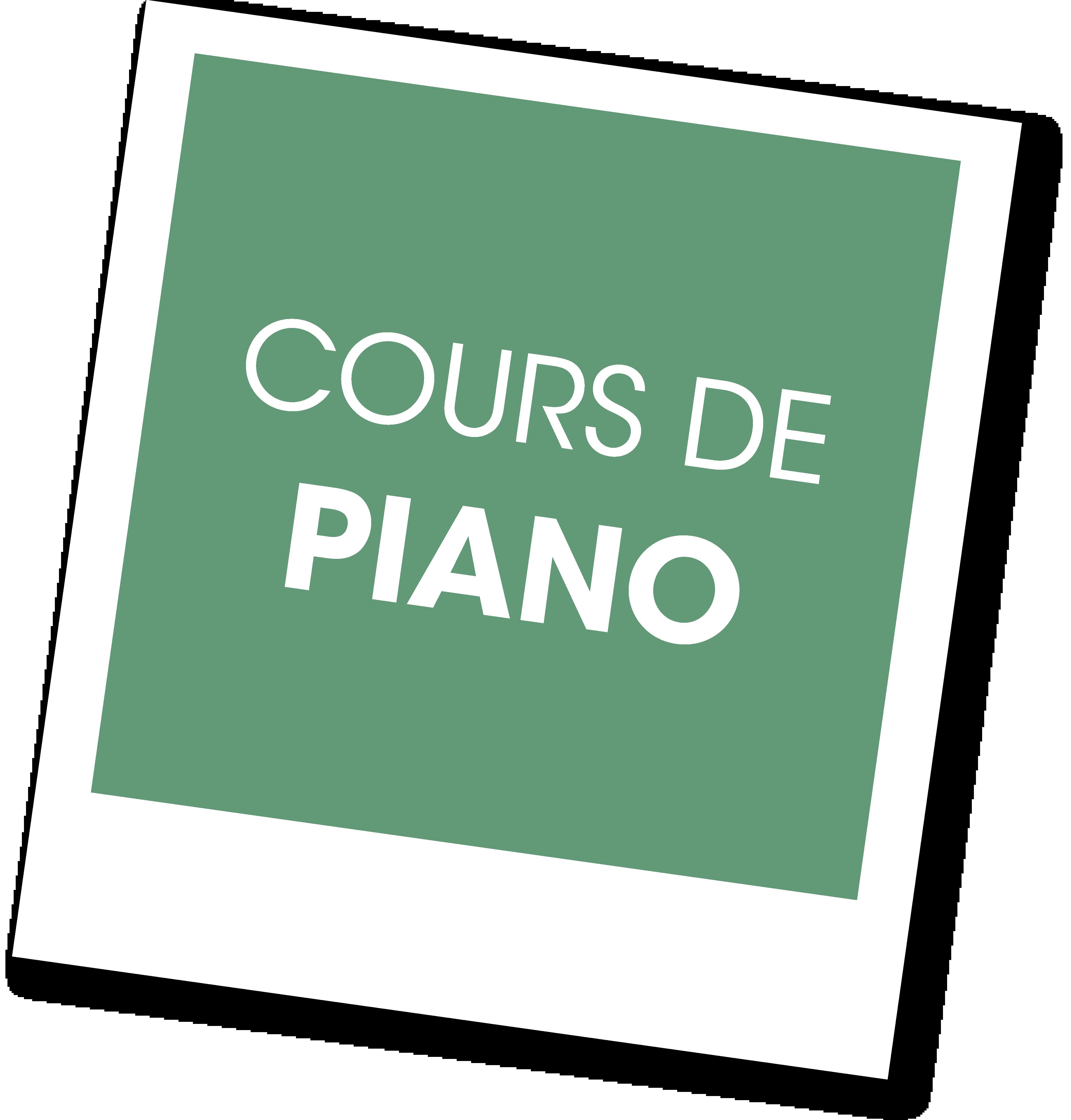 Cours de piano avec Sébastien Lovato - A vous de jouer
