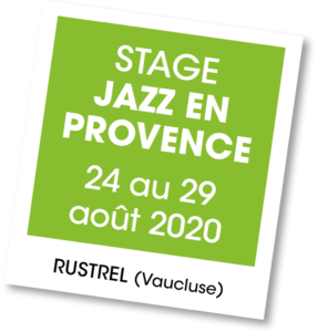 Stage Jazz en Provence