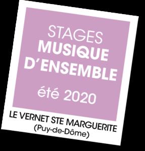 Stages musique d'ensemble - A vous de jouer