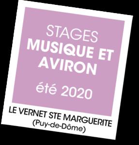 Stages Musique et Aviron - A vous de jouer