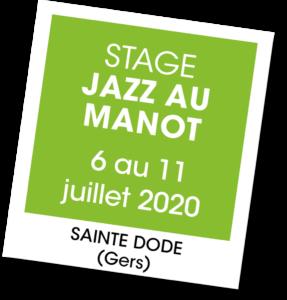 Stage Jazz au Manot - A vous de jouer