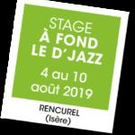 Stage de Jazz à Rencurel - A vous de jouer