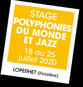 Stage Polyphonies du Monde et Jazz - A vous de jouer