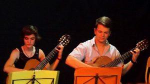 Stage de musique à Rencurel - A vous de jouer