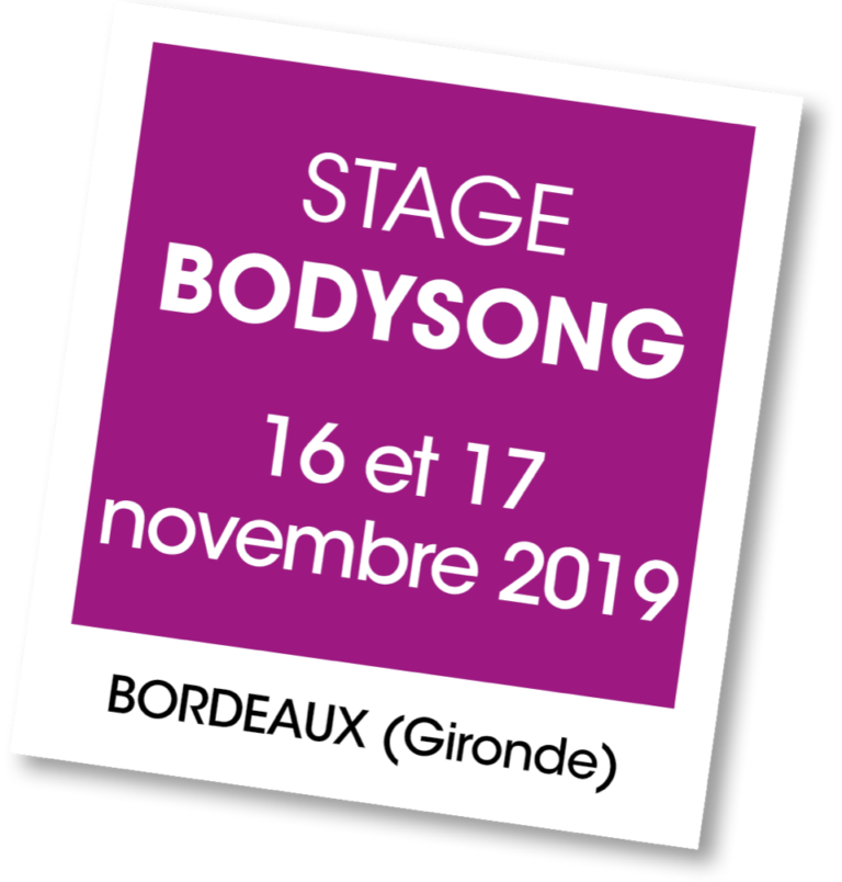 Stage Bodysong 2019