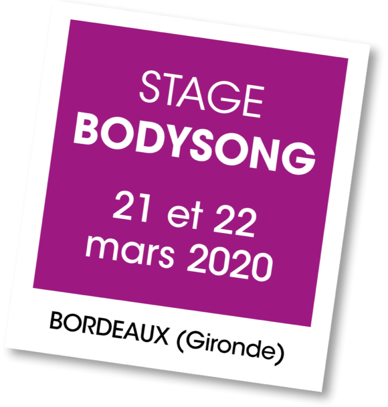 Stage Bodysong 2020