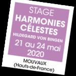20200521 – Stage Harmonies célestes de Hildegard von Bingen – mai 2020