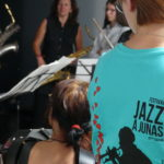 Stage Jazz à Junas 2019 - photo A vous de jouer