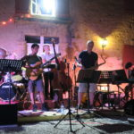 Stage Jazz au Manot 2019