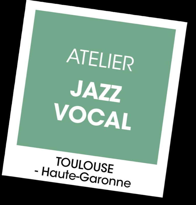 Atelier Jazz Vocal - A vous de jouer