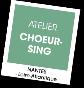 Atelier ChoeurSing avec Alain Maucci - A vous de jouer