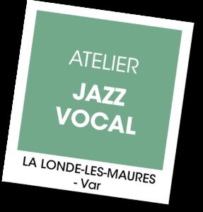 Atelier Jazz Vocal avec Cécile Messyasz - A vous de jouer