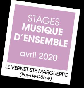 Stages de musique d'ensemble - A vous de jouer