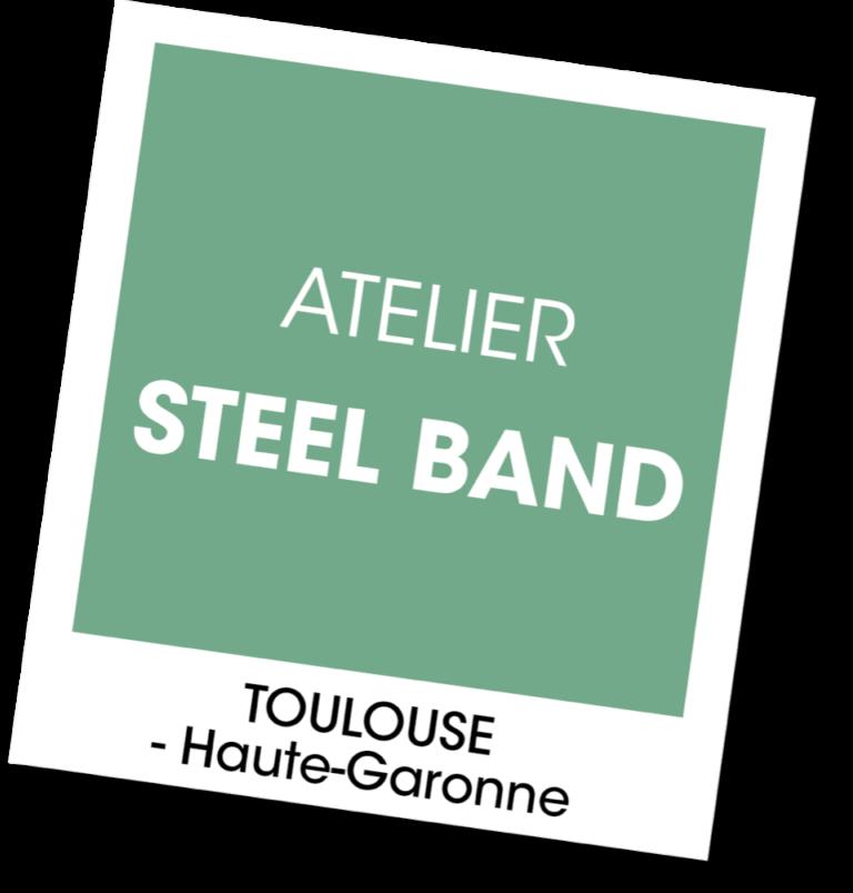Atelier Steel Band - A vous de jouer