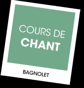 Cours de chant à Bagnolet - A vous de jouer