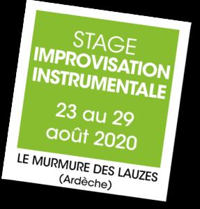 Stage d'improvisation instrumentale - A vous de jouer