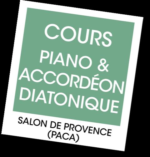 Cours de Piano et Accordéon diatonique - A vous de jouer