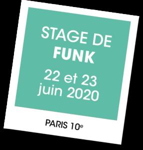 Stage de Funk avec The JB's - A vous de jouer