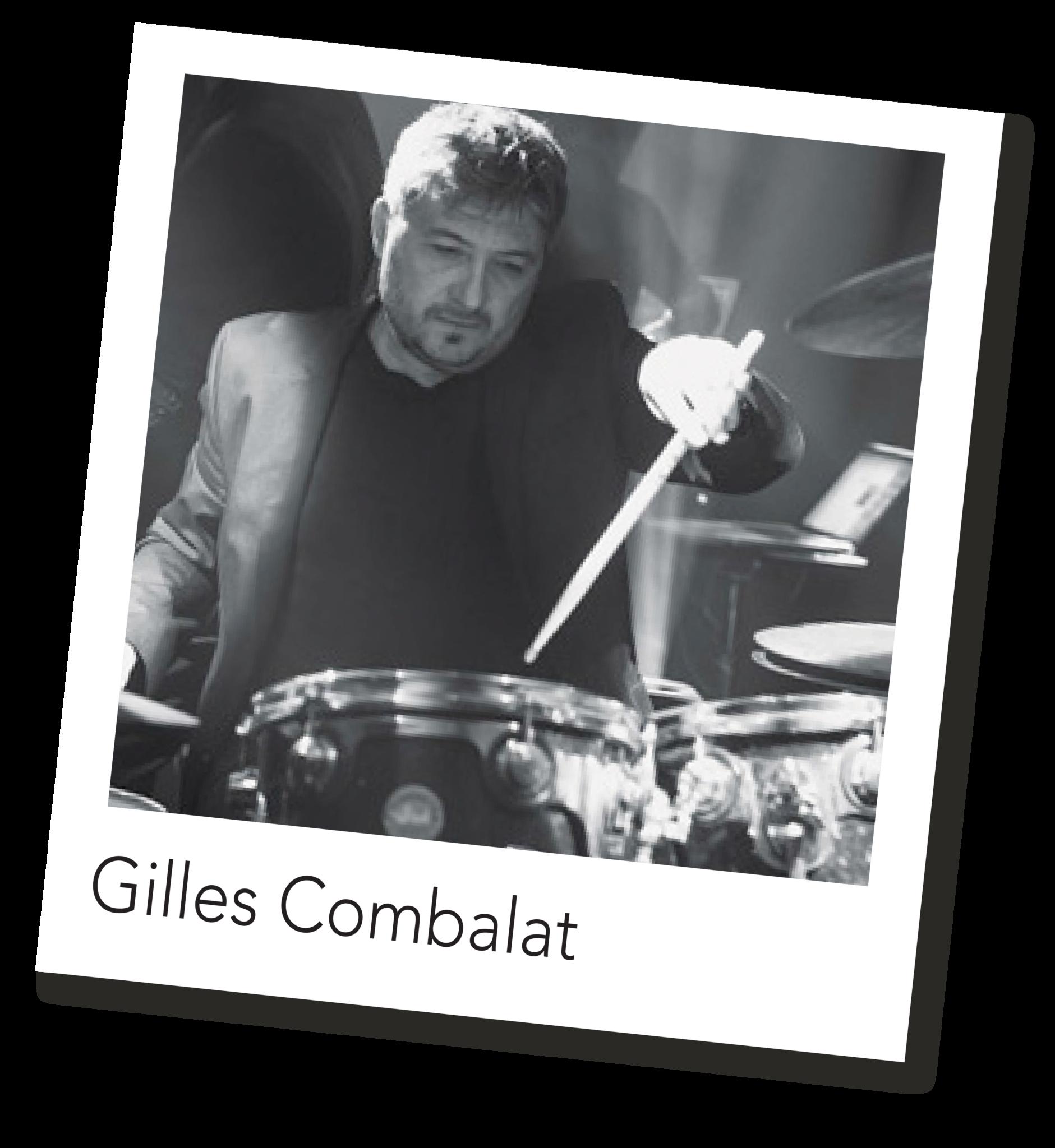 Gilles Combalat