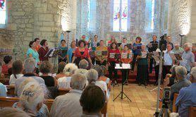Stage à de chant au Chateau de Mondésir